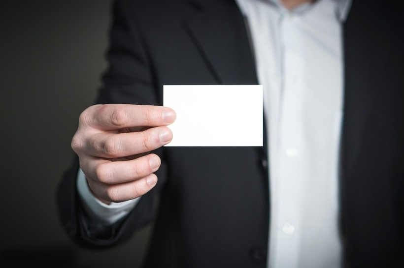 Il marketing attraverso la business card