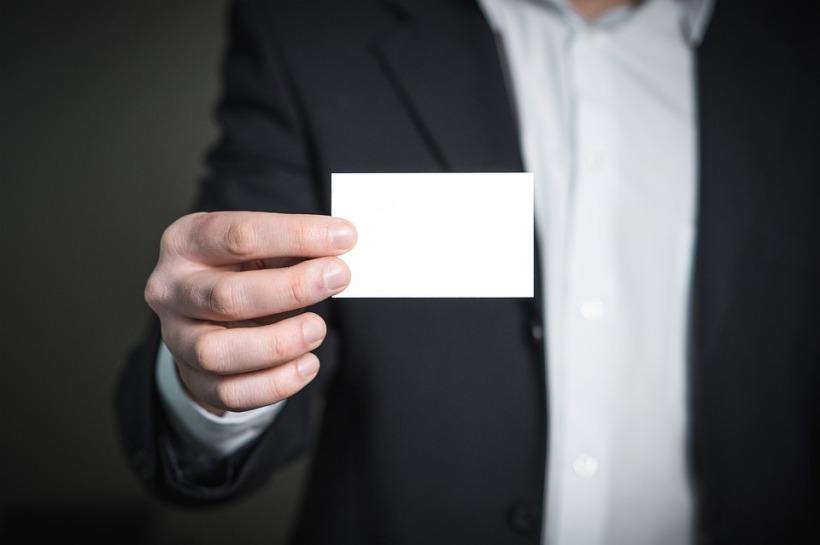 Il marketing attraverso la business card